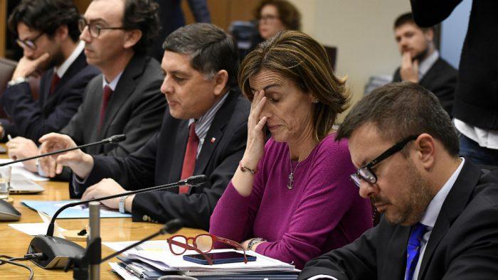 Gobierno y oposición siguen con el gallito por el polémico proyecto Aula Segura