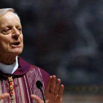 Papa Francisco acepta renuncia de arzobispo de Washington acusado de encubrir abusos a menores