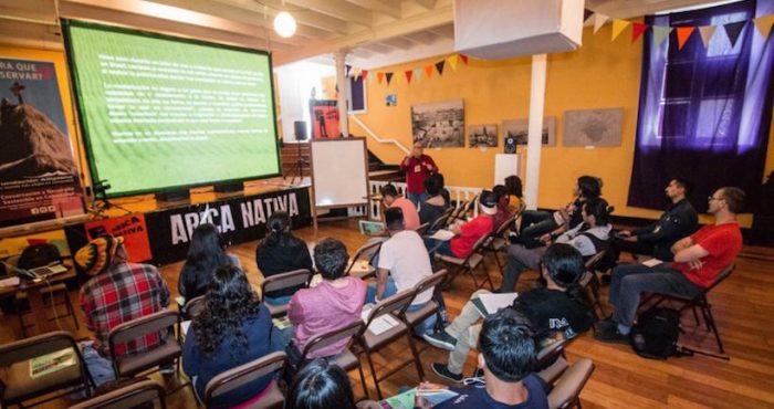 Postulaciones abiertas Escuela de Películas Nativas en Arica