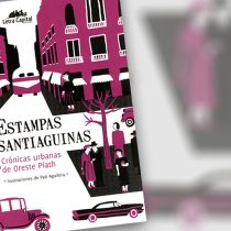 Libro reúne crónicas urbanas del investigador Oreste Plath