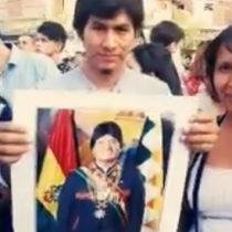 El mensaje de Evo Morales a los bolivianos a minutos de conocer el fallo de La Haya