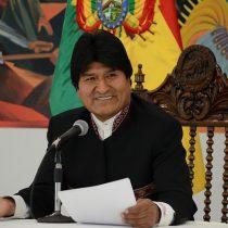 Legisladores bolivianos