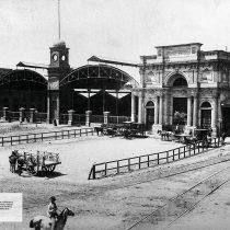 """Lanzamiento libro """"Memorial de la Estación Central: Puerta de Entrada a la Capital"""" en USACH"""