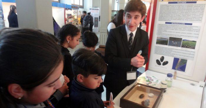 Feria Científica Nacional Juvenil en Museo Nacional de Historia Natural