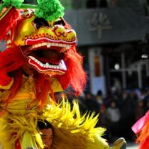 China florece con Fiesta de la Primavera en Pichilemu