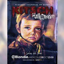 Fiesta Kitsch presenta: Edición Noche de Brujas en Centro de Eventos Blondie