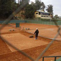 El club de tenis más antiguo de Sudamérica, a punto de desaparecer