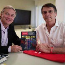 Sigue la romería: José Antonio Kast arma viaje con 12 diputados RN y UDI para visitar a Bolsonaro