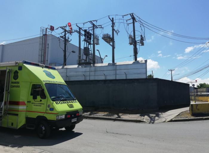 Fuga de amoniaco en planta Agrosuper en Doñihue deja un muerto y varios lesionados