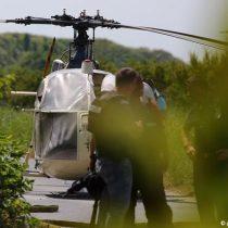 Detenido el fugitivo más buscado de Francia que huyó en helicóptero de prisión