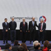 """""""Farándula política"""" y """"vanidad"""": los reparos de Benito Baranda al programa Compromiso País"""