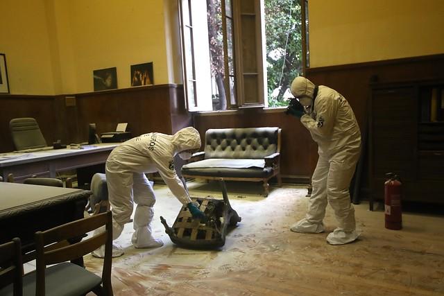 Gobierno sale a apurar Aula Segura tras nuevos incidentes en el INBA