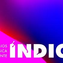La música independiente presenta sus premios: Índigo