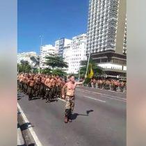 El Brasil de los jóvenes que apoyan a Bolsonaro