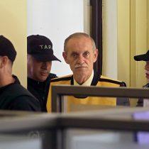Miguel Krassnoff se encuentra internado en el Hospital Militar: su estado de salud sería