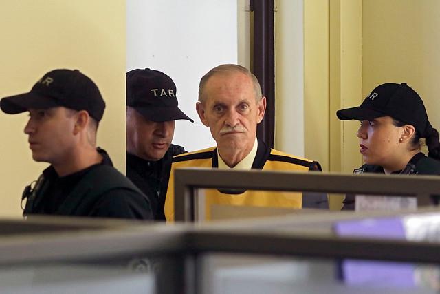 Otros 10 años de cárcel para el homenajeado: Sala Penal de la Suprema dicta nueva condena contra Miguel Krassnoff