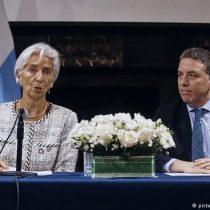 Argentina recibe US$ 5.631 millones del acuerdo con el FMI