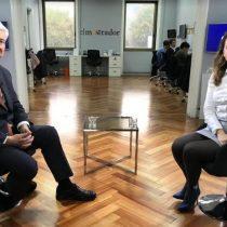 Javier Etcheberry en La Mesa: el remezón a Transbank y el monopolio