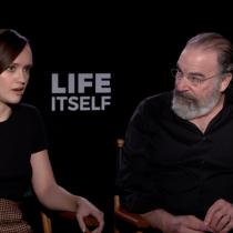 Actores Olivia Cooke y Mandy Patinkin hablan de sus personajes en la película