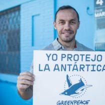 Marcelo Díaz: el nuevo crack de ballenas y pingüinos