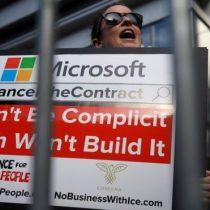 Trump y la inmigración: el multimillonario negocio de las gigantes tecnológicas