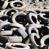 Empresas deberán reciclar el 90% de los neumáticos que se consumen en el país