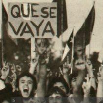 ¿Cómo se vio el triunfo del No lejos de Santiago?