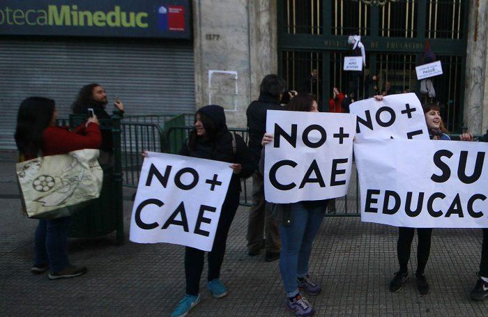 Comisión investigadora CAE finaliza sin proponer fórmula de condonación para deudores
