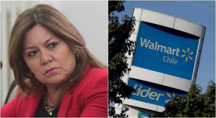 Las razones de Nora Cuevas, la alcaldesa UDI que da batalla contra proyecto Walmart en San Bernardo