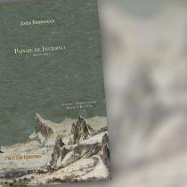 Lanzamiento libro Paisaje de Invierno antología de John Berryman en Museo de Artes Visuales