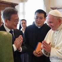 Francisco abre la posibilidad de visitar Corea del Norte
