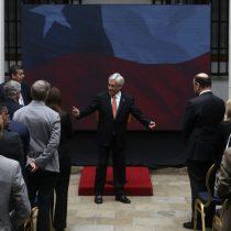 5 de octubre en La Moneda: por el ancho camino del medio, Piñera trata de instalar la idea de una segunda transición
