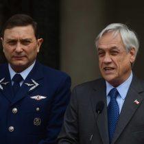 Hijo del pionero de la aviación chilena Arturo Merino Benítez es el nuevo comandante en jefe de la FACh
