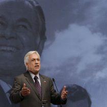 """A 30 años del triunfo del No, Piñera dice que Aylwin """"lideró a la oposición hacia una gran victoria de nuestra democracia"""""""