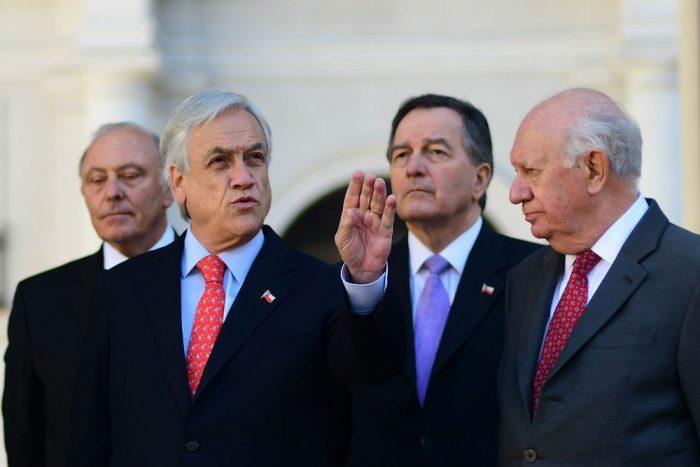 """Piñera analizó el fallo de La Haya con Lagos y Frei: """"En la derrota dignidad, en la victoria magnanimidad"""""""