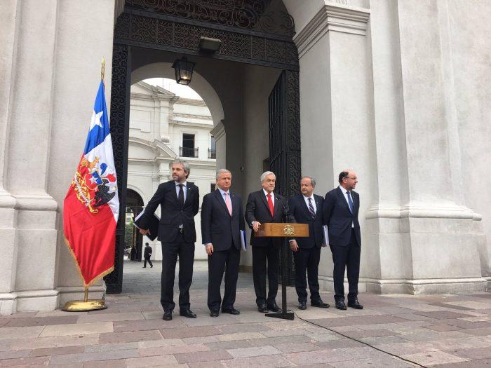 Reforma Previsional: Piñera les carga la bip! a los actores del sector privado