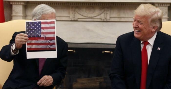Del Pato Donald a Donald Trump, otra lectura de un Chile con pandemia