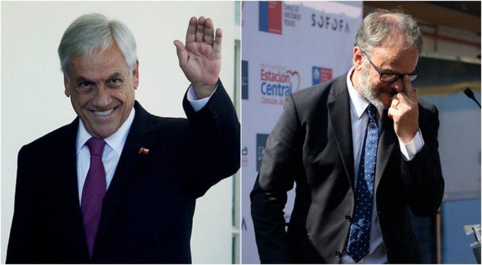 El cortocircuito de Bernardo Larraín con La Moneda: se queda abajo de gira presidencial a Europa
