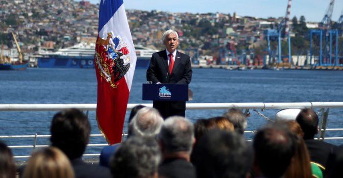 Piñera vive segunda luna de miel con el sector privado en encuentro anual de la Sofofa