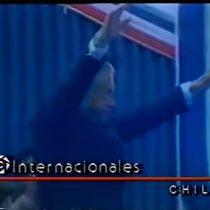 La reacción de la prensa internacional sobre el triunfo del NO