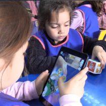 Escuela municipal incorpora sistema de aprendizaje basado en la realidad aumentada