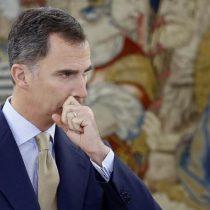 Por qué una escoba hizo viral al rey de España