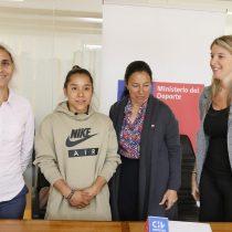 Diputadas RN se reúnen con ministra del Deporte para buscar alternativas de apoyo a gimnasta Makarena Pinto