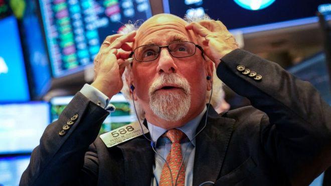 Wall Street: qué hay detrás de la estrepitosa caída de la bolsa en el último mes que borró las ganancias de todo 2018