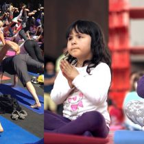 """Evento gratuito """"Vivo Yoga"""" en Centro GAM"""