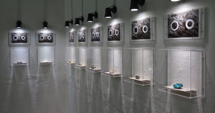 """Exposición """"150 millones de años"""": el artista español Francis Naranjo en Chile"""