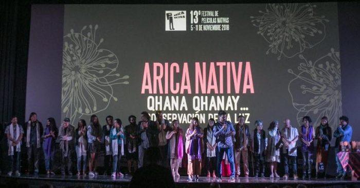 Festival Internacional de Cine Arica Nativa anuncia sus ganadores