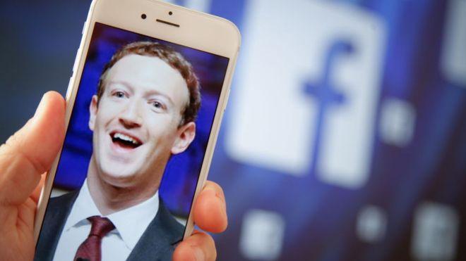 Cómo usa Mark Zuckerberg su propia cuenta de Facebook