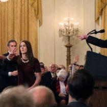 Donald Trump vs. Jim Acosta: la tensa discusión entre Trump y un periodista de CNN tras la que la Casa Blanca le suspendió su credencial al reportero
