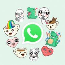 Qué son y cómo puedes empezar a usar las stickers de WhatsApp que ya están disponibles para todos